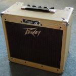 replace valves on Peavey amplifier