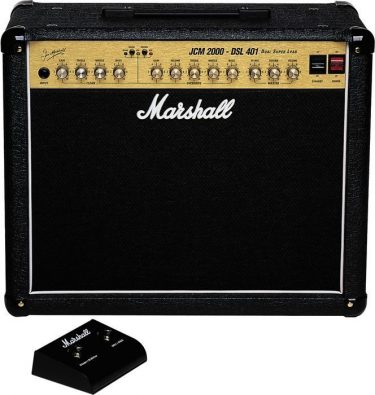 how to Bias a Marshall JCM2000 DSL401