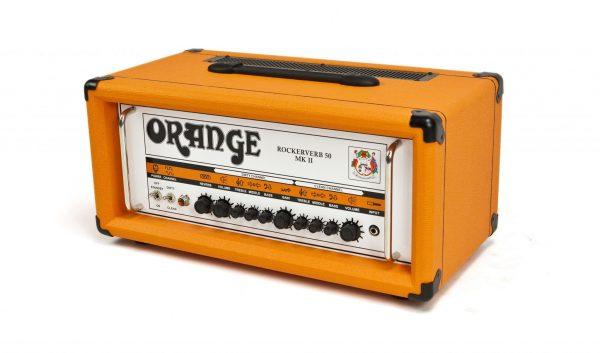 Orange Rockerverb 50 MkII Amp Head