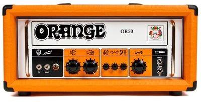 Valves for Orange OR50 MKII