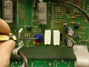 fixed bias valve amplifier biasing