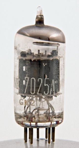7025 valve - Is it equivalent to the ECC83? - ampvalves co uk