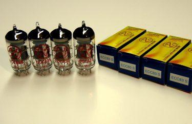 ECC83 valves