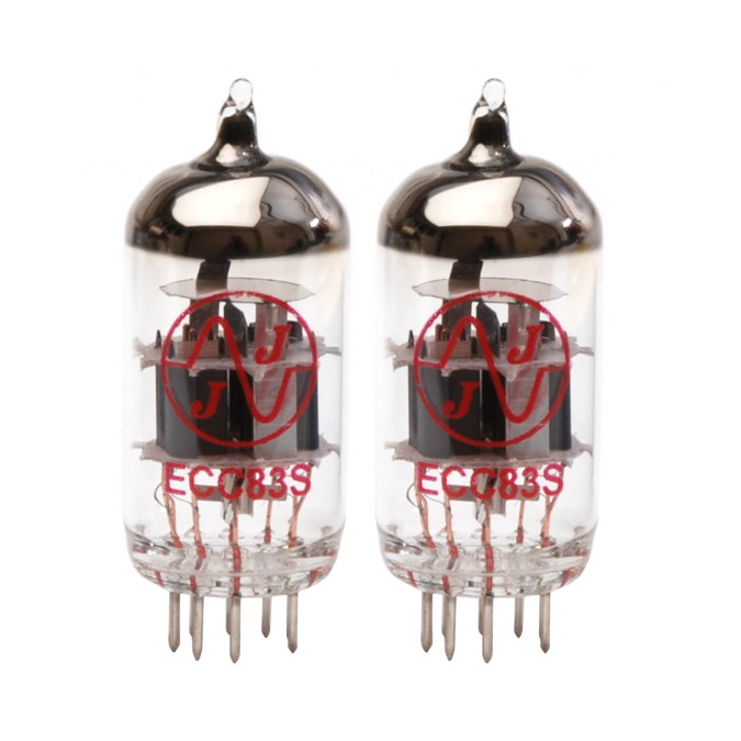 ecc83 pair of valves for guitar amplifiers awesome sound. Black Bedroom Furniture Sets. Home Design Ideas