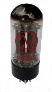 GZ34 Rectifier Valve