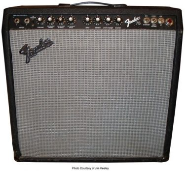 Fender 75 Guitar Amplifier