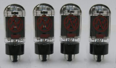5881 valve matched quad