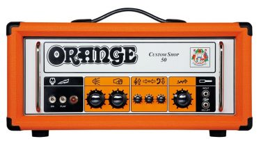 Orange AD50 Custom Shop