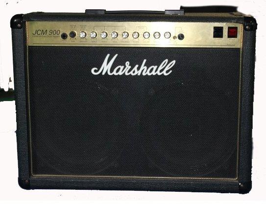 Marshall JCM900 4102