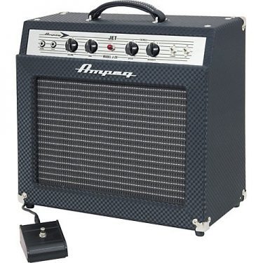 Ampeg J-20 Diamond Blue Jet